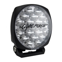 Lightforce Venom Led 150mm 75W 5500°K